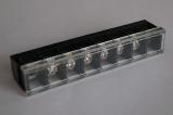 Клеммники барьерные шаг 13 мм