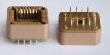 PLCC с защитным напылением ( c термостойкой  пластмассой )