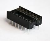 Панельки DIP шаг 2.54 мм узкие