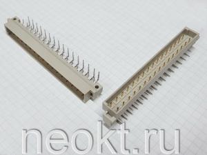 DIN 41612 (Тип D)  Артикул 09041326921