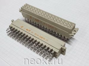 DIN 41612 (Тип F)  Артикул 09062486823