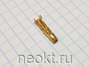 DJ211-3.2 GOLD КЛЕММА