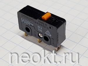 DM1-1 ЯПОНИЯ (микропереключатель-кнопка) 3A/250V