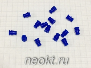 Резиновые фиксаторы для проводов к автомобильным разъемам MFD017-6