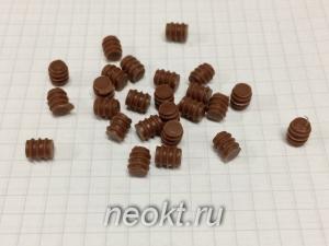 Резиновые заглушки к автомобильным разъемам TE178-003 (MFD010-1)