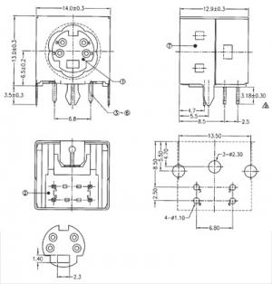 MDN-4FR