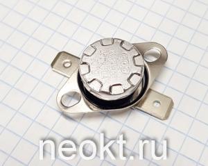 Термостат KSD301-10А/50°С НА ЗАМЫКАНИЕ