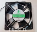 Вентилятор 120x120x25-220VAC втулка (SLEEVE)