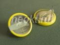 Батарейка 2032 (горизонтальный монтаж, 2 контакта)