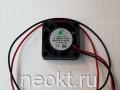 Вентилятор 25x25x10-12VDC втулка (SLEEVE)