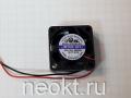 Вентилятор 25x25x10-12VDC шарик (BALL)