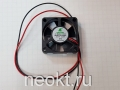 Вентилятор 35x35x10-5VDC втулка (SLEEVE)