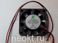 Вентилятор 40х40х10-12VDC шарик (BALL)