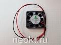 Вентилятор 40х40х10-24VDC шарик (BALL)