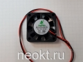 Вентилятор 40х40х10-24VDC втулка (SLEEVE)