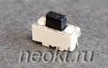 кнопка тактовая миниатюрная №03 (SWT4x2 -1,8R, D-124, THAM-04)