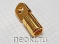 Клемма Acoustic 7-162 GOLD (РАСПРОДАЖА)