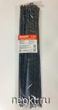 Стяжки СК-400х5 чёрные