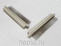 D33-96F1W под запресовку на печатную плату (DIN41612, тип C, 09032966851)