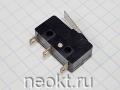 DM1-1 (микропереключатель-пластина 16мм) 3A/250V
