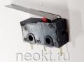 DM1-1 (микропереключатель-пластина 28мм, контакты для пайки в плату) 3A/250V