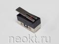 DM3-1 (микропереключатель-пластина 13 мм) 1A/125V