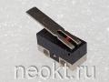 DM3-1 (микропереключатель-пластина 17 мм) 1A/125V