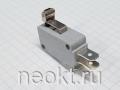 DM5-1 (микропереключатель-пластина 15мм+ролик) 16A/250V