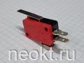 DM5-1 OMRON/Япония (микропереключатель-пластина 25мм) 15A/250V