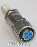 FQ14-3TК (кабельная розетка)
