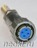 FQ18- 4TК (кабельная розетка)