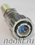 FQ18- 6TJ (кабельная вилка)
