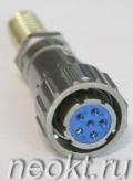 FQ18- 6TК (кабельная розетка)