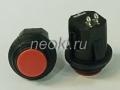 KA6-11FAA-RB кнопка с фиксацией