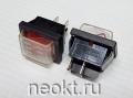 KDC2 с подсветкой (красный) с влагозащитным колпачком