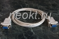 Нуль-модемный кабель (DB9F/9F)
