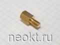 PCHSN5-10 mm М5, латунь, шестигр.стойка