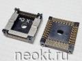 PLCC-68 ZIF  (ZIF панель с нулевым усилием)