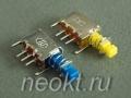 PS12E15-NL кнопка без фиксации
