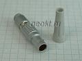 PY01-004T (FGG-0B-304-CLAD)  вилка кабельная 4 контакта