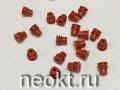 Резиновые фиксаторы для проводов к автомобильным разъемам TE178-012
