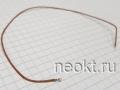 Контакт A100 с коричневым проводом 0,2m