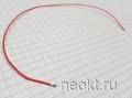 Контакт A100 с красным проводом 0,2m
