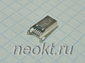 mini USB-5P SMD
