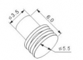 Резиновые заглушки к автомобильным разъемам  TE178-002 (MFD002-2)