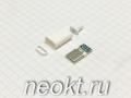 USB3.1 TYPE-C-24PBW (белый корпус)