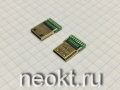 mini HDMI-M19