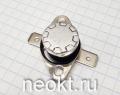 Термостат KSD301-A-100-16A250V-OF1-B