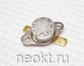 Термостат KSD301-A-200-16A250V-OF1-B